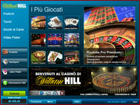 Sala William Hill Casino