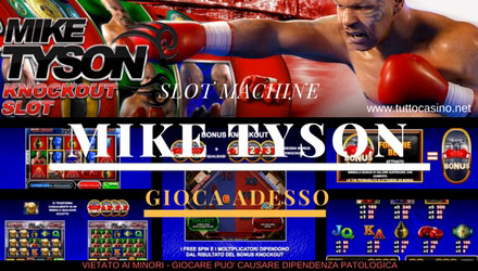 Slot Machine Mike Tyson